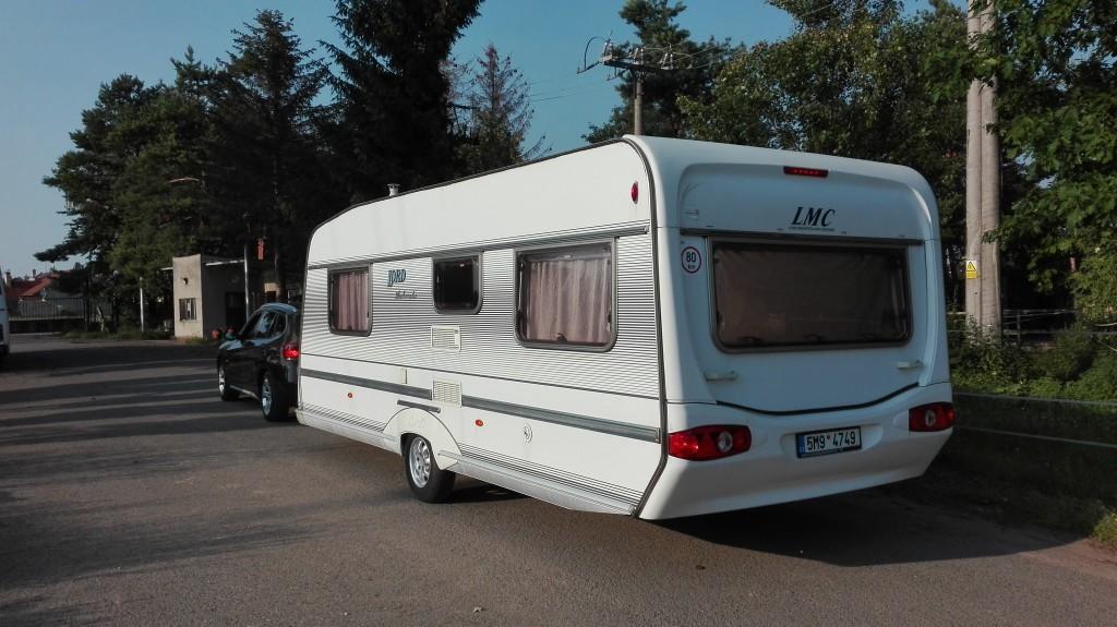 Karavan Home Car 406H